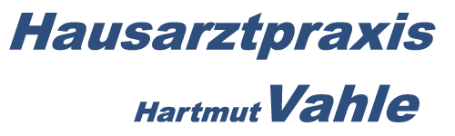 Logo - Hausarzt Praxis Hartmut Vahle